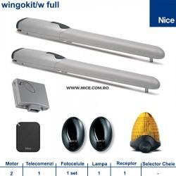 Automatizari porti batante Wingo/W Kit Full