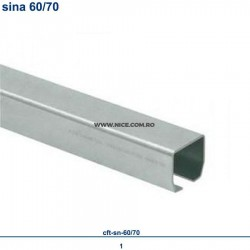 Sina zincata Cft 60/70