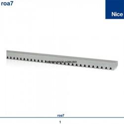 Cremaliera metalica Roa7