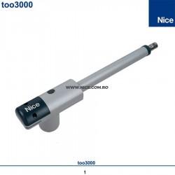 Motor poarta batanta Too3000
